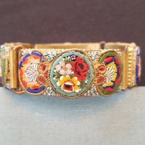 Jewelry - Mosaic vintage bracelet